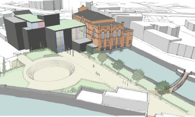 Newry City Centre regeneration