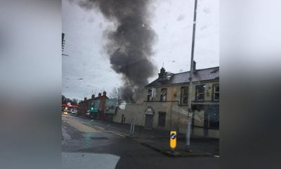 Northern bar fire