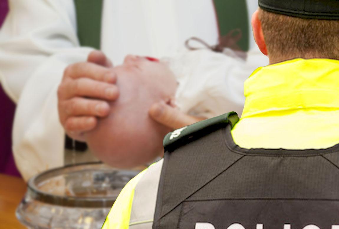 Police christening