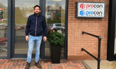 Ryan Fegan Procon Sky Hire