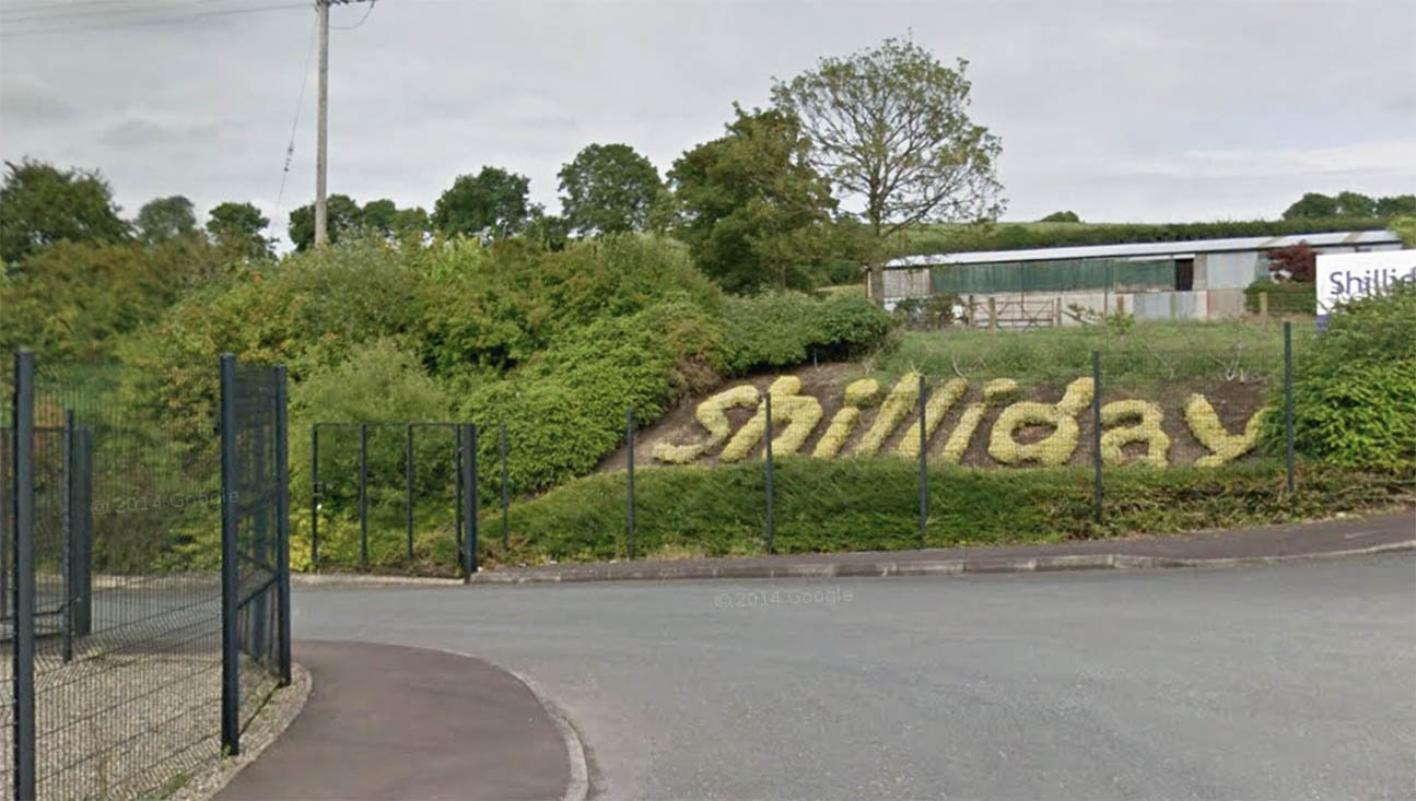 Shilliday Armagh