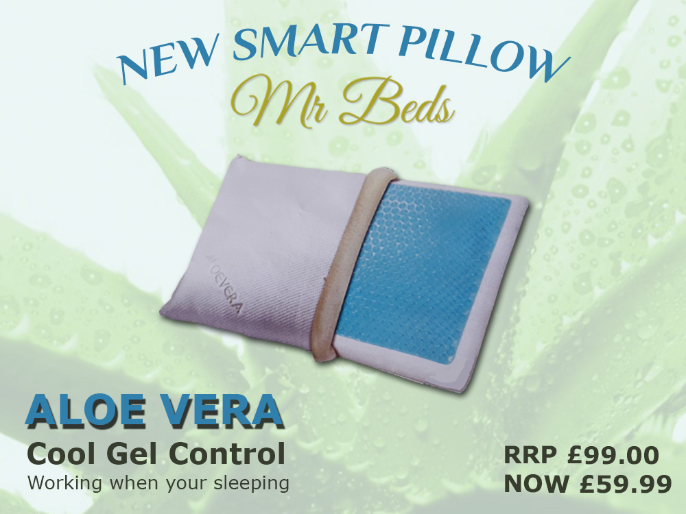 Smart Pillow Mr Beds Direct Armagh