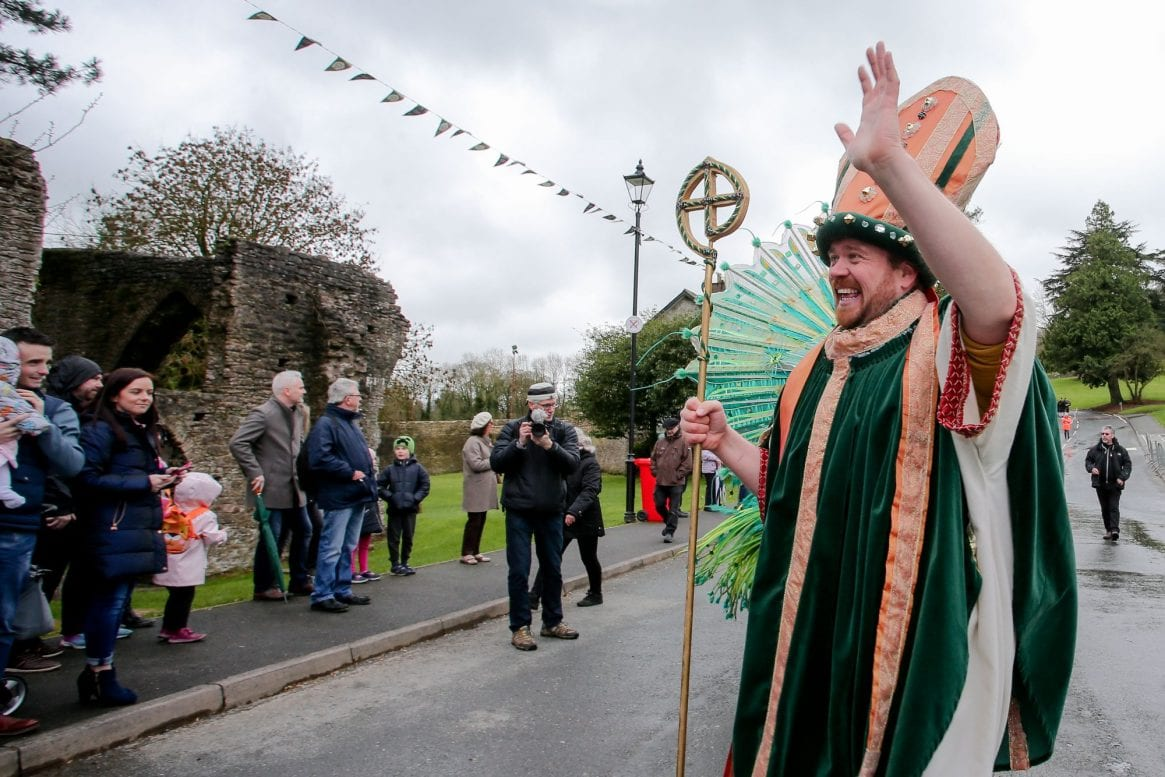 St Patrick's Day Armagh