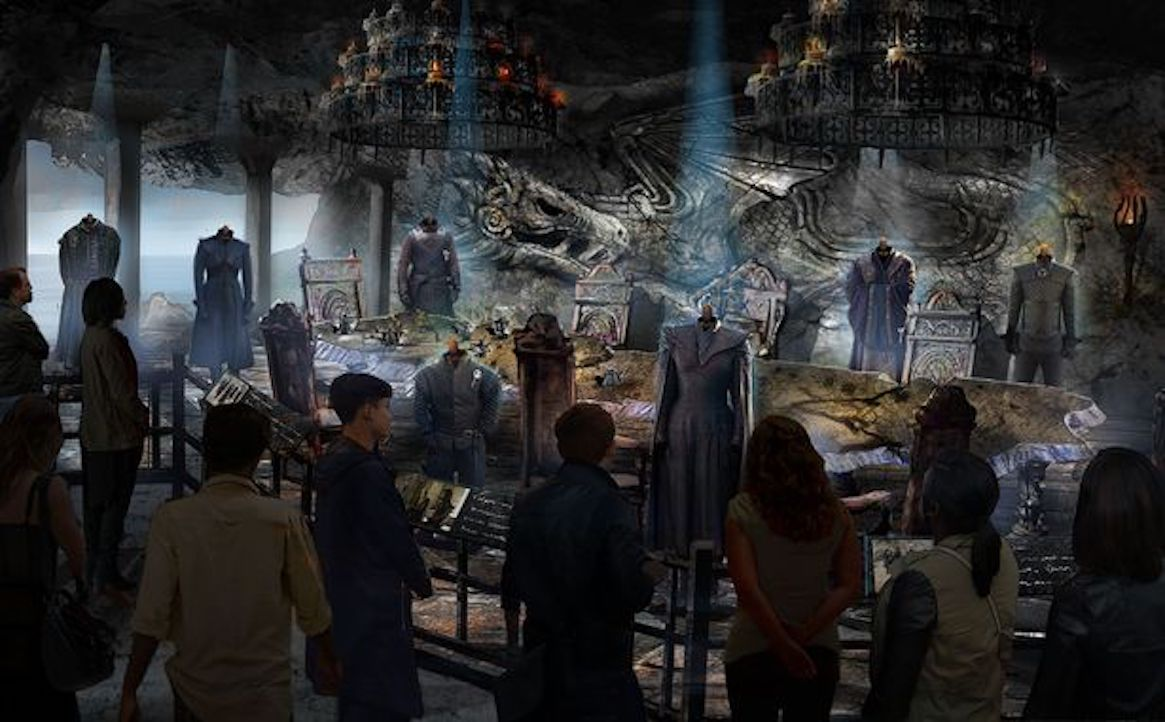 Game of Thrones Studio Tour Will Debut in 2020