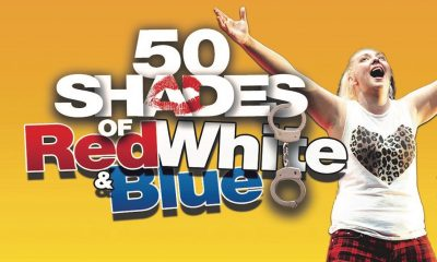 50 Shades Of Red, White & Blue