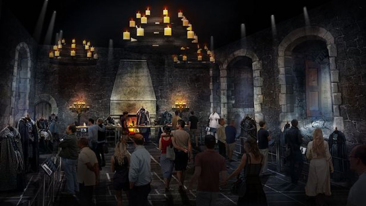 The Game of Thrones Studio Tour announced for Northern Ireland