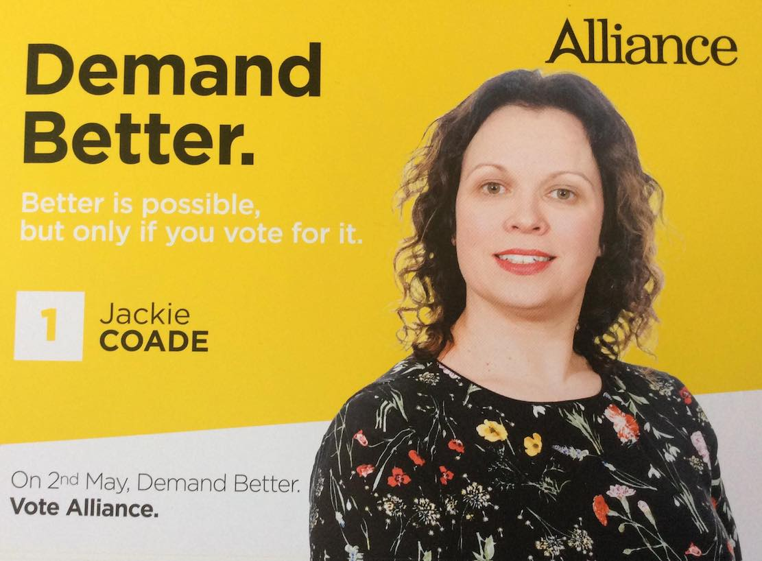 Jackie Coade Alliance
