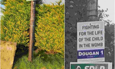 Quincey Dougan election candidate