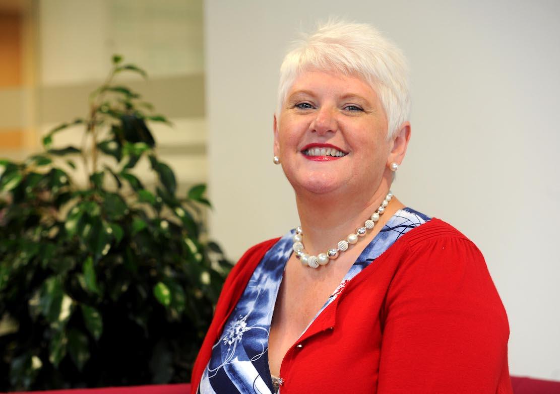 Caroline Holloway, Craigavon Service Centre manager NSPCC