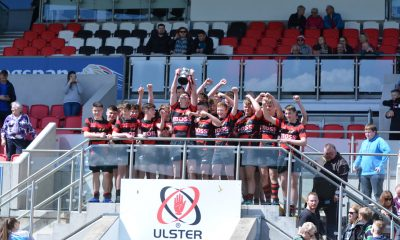 City of Armagh U16s win Ulster Carpets Cup