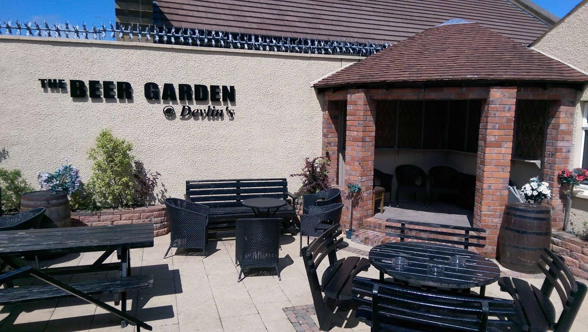 Devlins Beer Garden