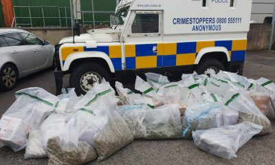 Drugs find Newry Road, Armagh
