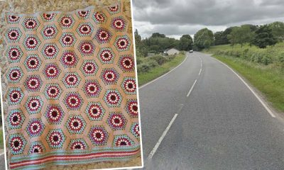 Moy Road blanket cycling