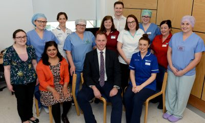 Southern Health Trust knee surgery