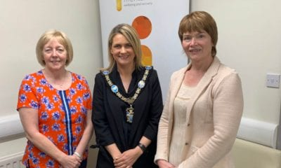 Lord Mayor Visits Inspire CWS - Armagh