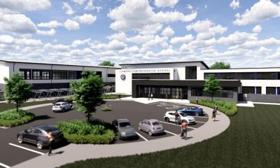 New £21m Lismore Comprehensive School