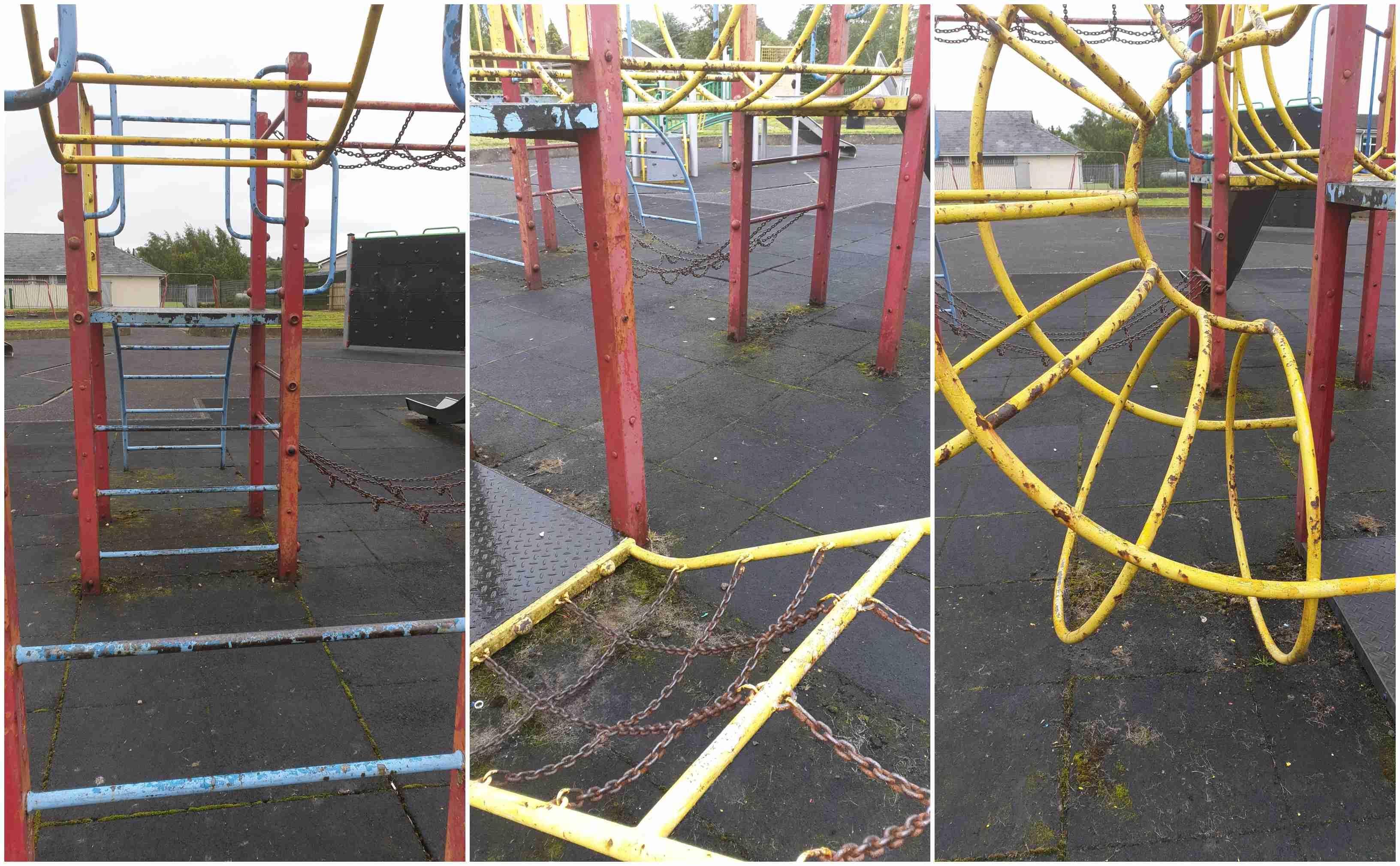 Markethill play park