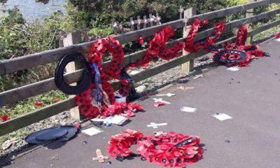 Narrow Water memorial in Warrenpoint