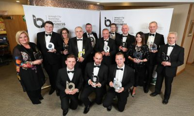 ABC Business Awards winners