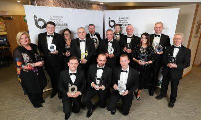ABC Business Awards winners