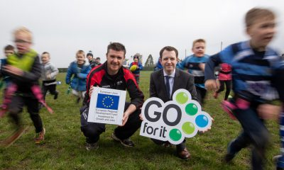 Rob Masters, a former primary school teacher from Dromore has ventured away from teaching to follow his dream of owning his own rugby coaching business, Ruckus Rugby, thanks to support from the Go For It Programme in association with Armagh City, Banbridge and Craigavon Borough Council.