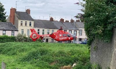Air Ambulance Lurgan