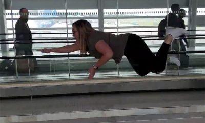 Chloe Clarke Dublin Airport