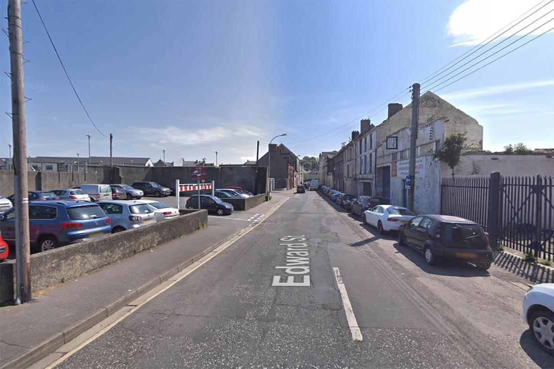 Edward Street, Newry
