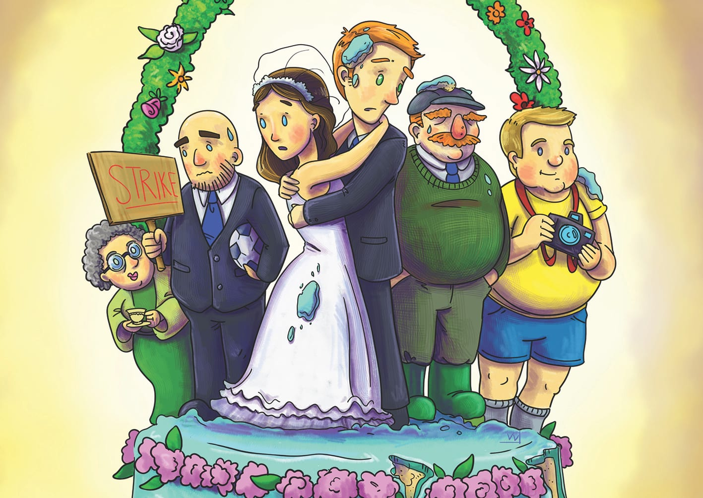 Wedding Fever at Market Place Theatre in Armagh