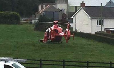 Air Ambulance Keady