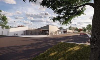 Armagh GAA training facility in Portadown