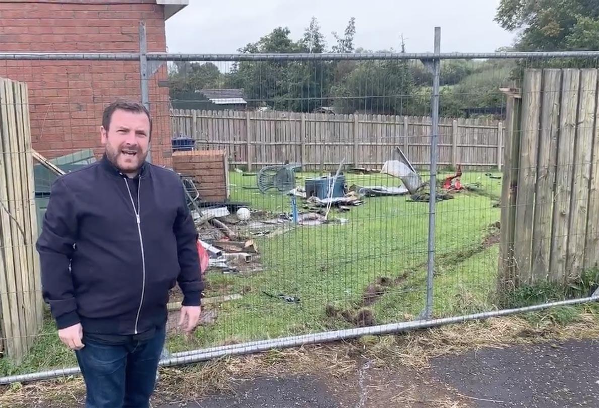 Craigavon crash