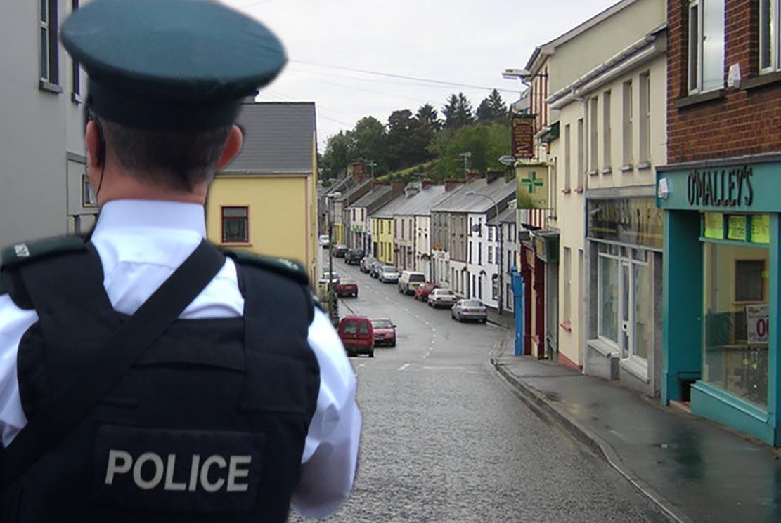 Newtownhamilton Police