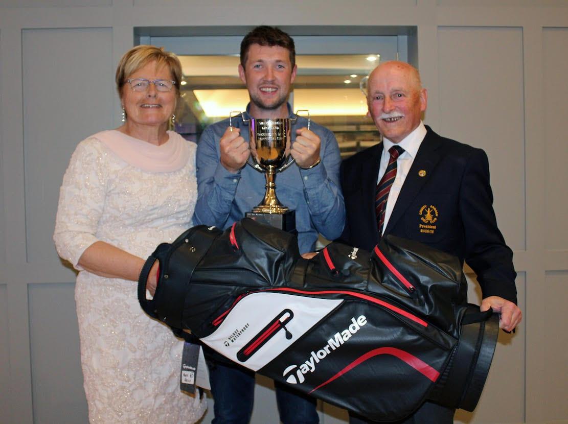 Rory Smyth Armagh Golf