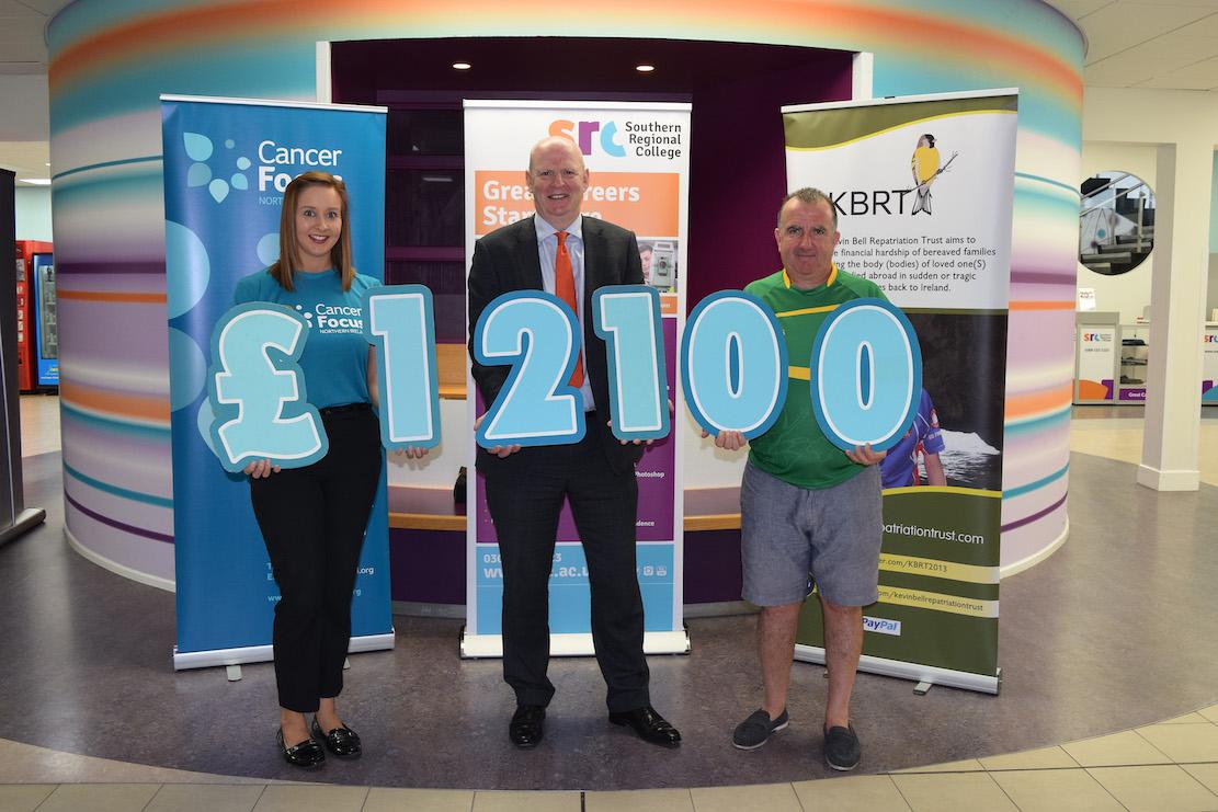 SRC Charity Fundraising