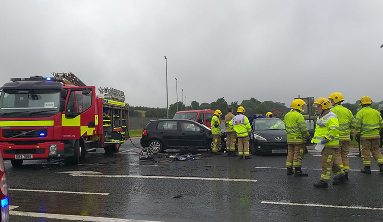 Silverbridge crash