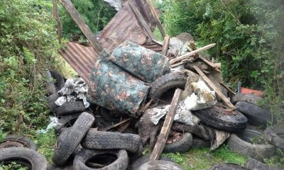 Crossmaglen dumping