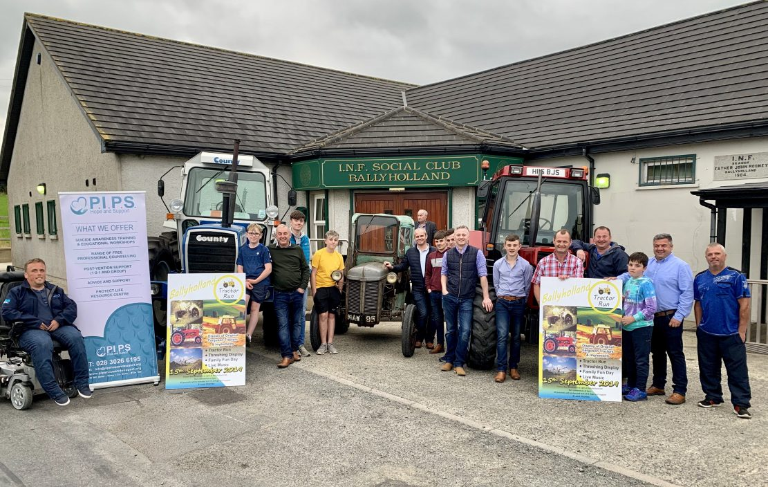 Ballyholland Tractor Run