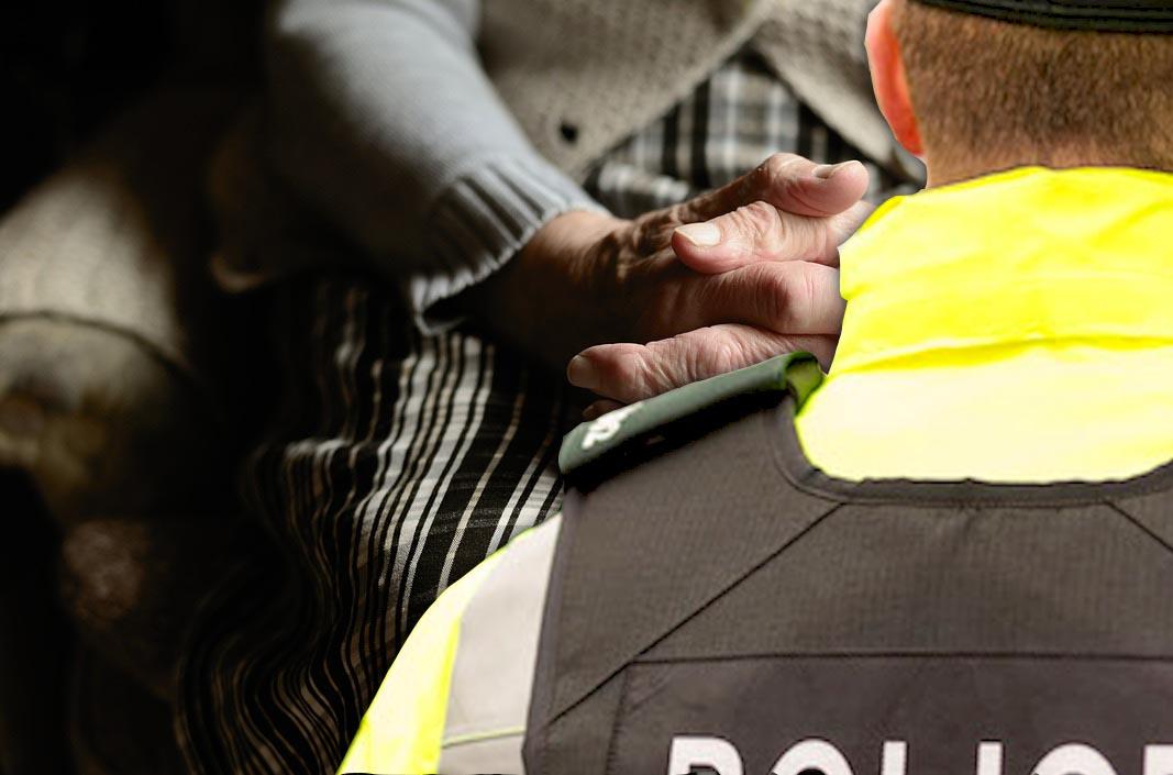 Police pensioner