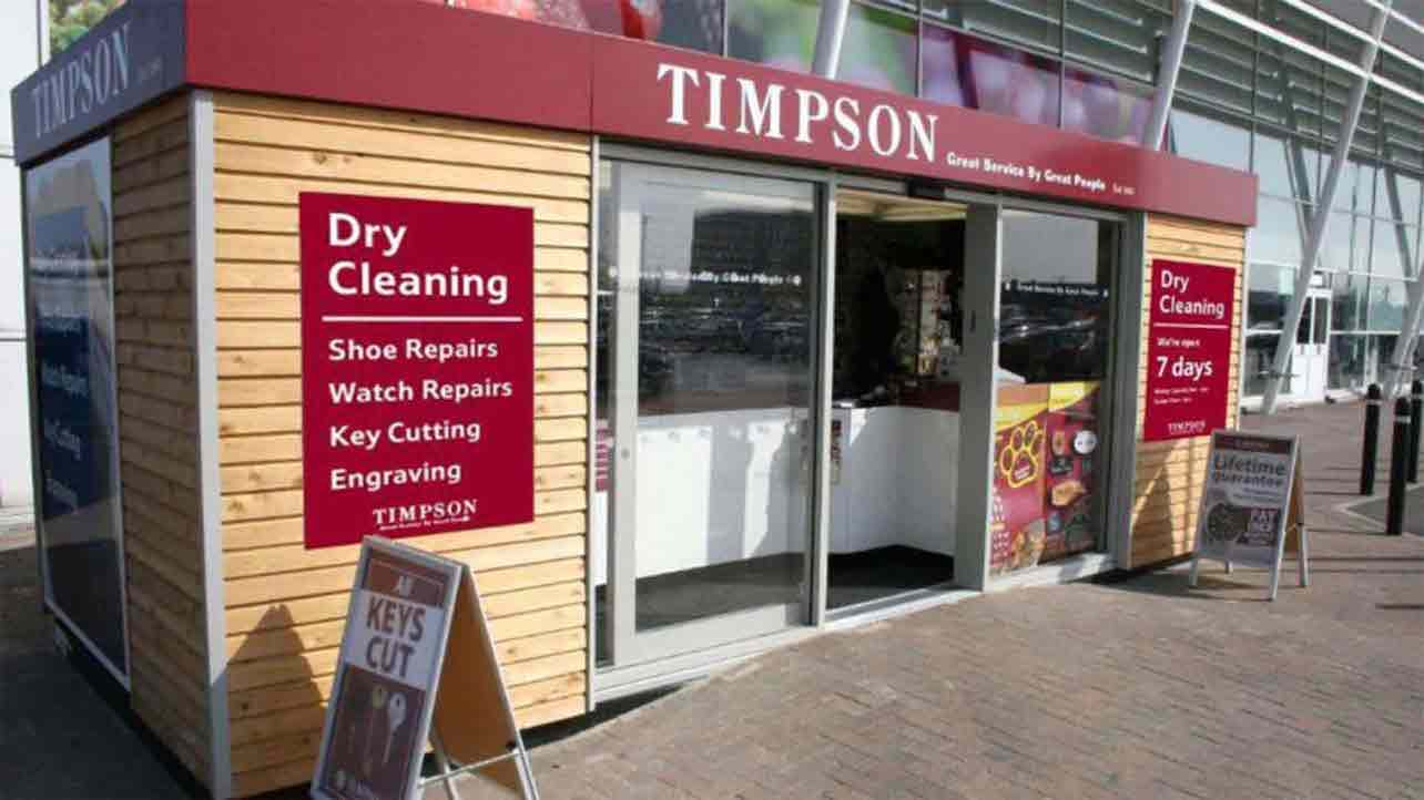 new product d3e09 a3fb2 Timpson to bring range of services to Portadown with plans ...