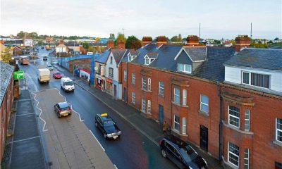 Railway Street Armagh