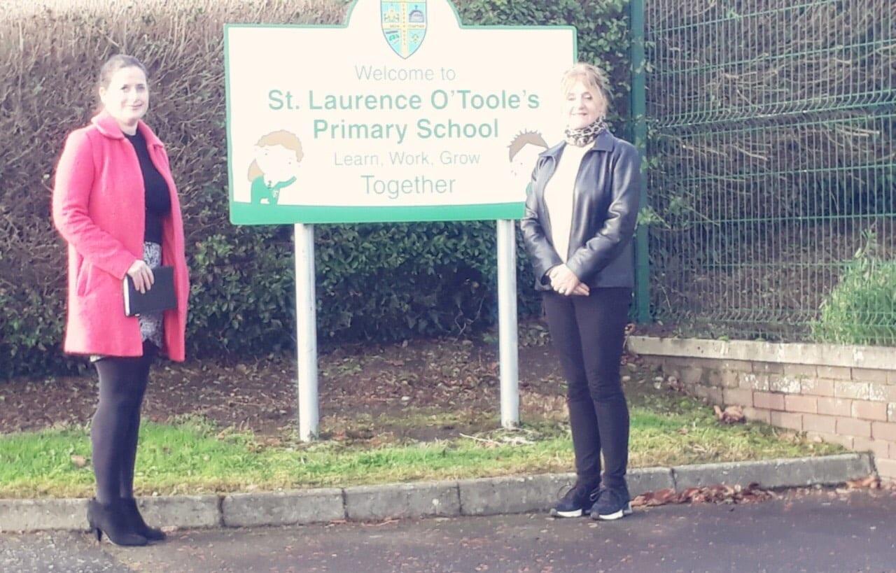 Oonagh Magennis Belleeks Primary School