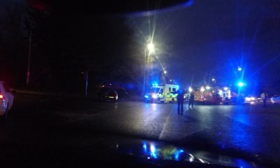 Northway crash