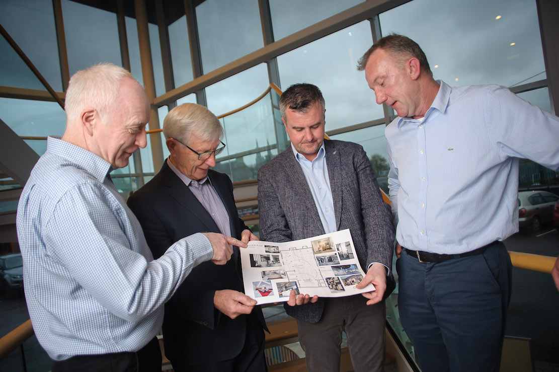 Armagh Headquartered Tile Business To Invest 163 3m And