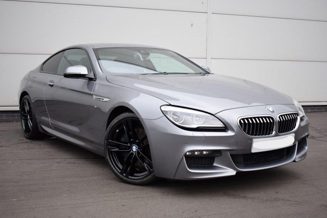 BMW 640D Sport