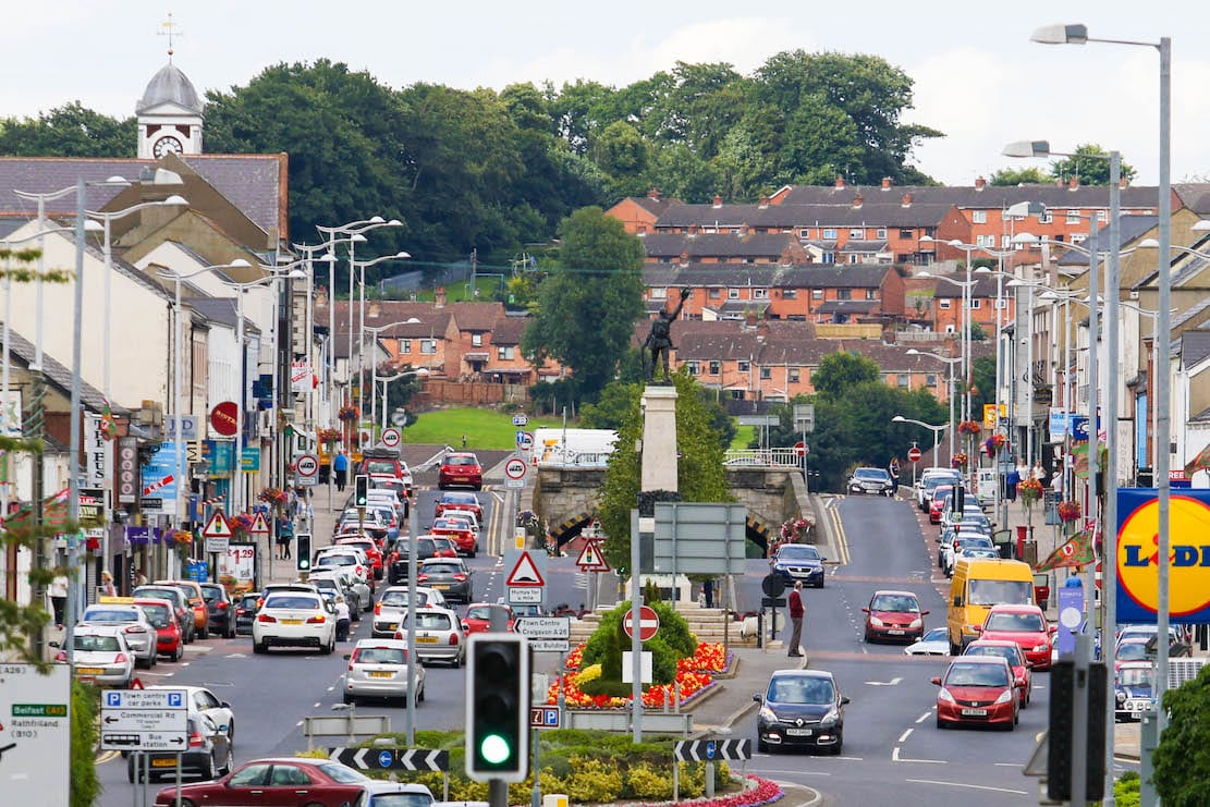 Banbridge Town Centre