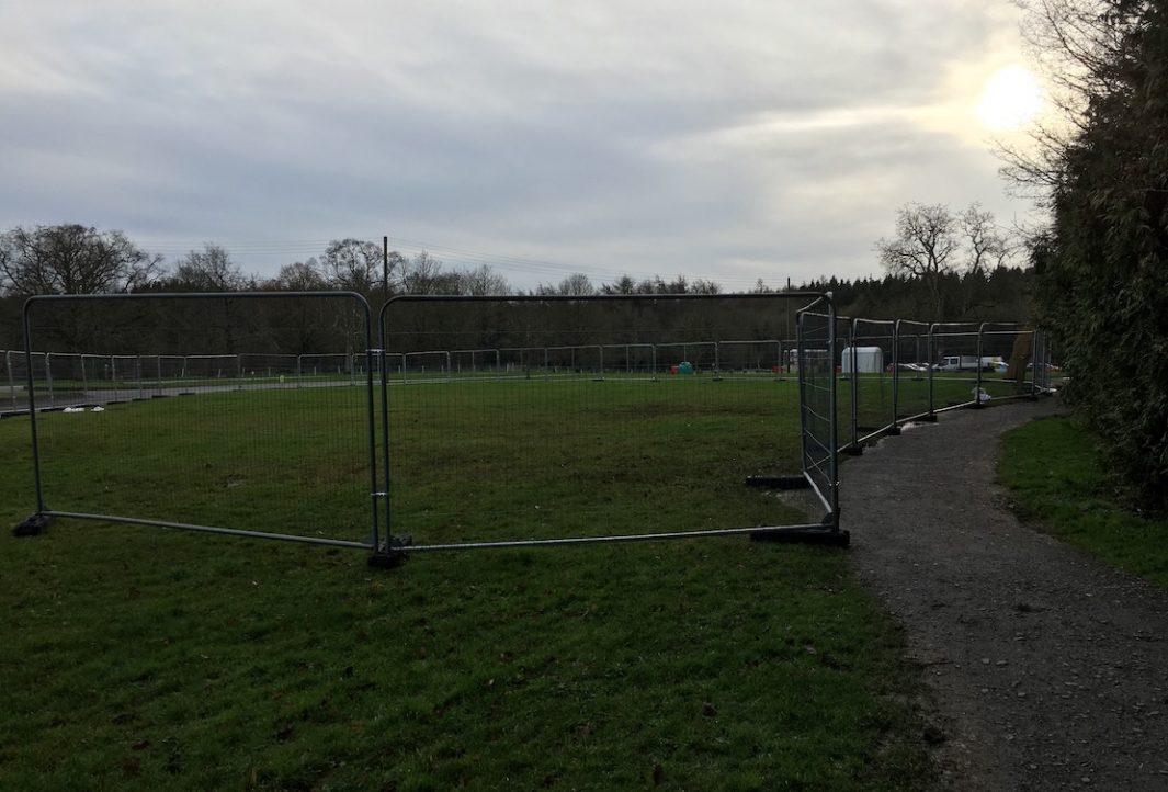 Gosford Forest Park work 2