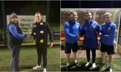 Markethill Swifts new signings