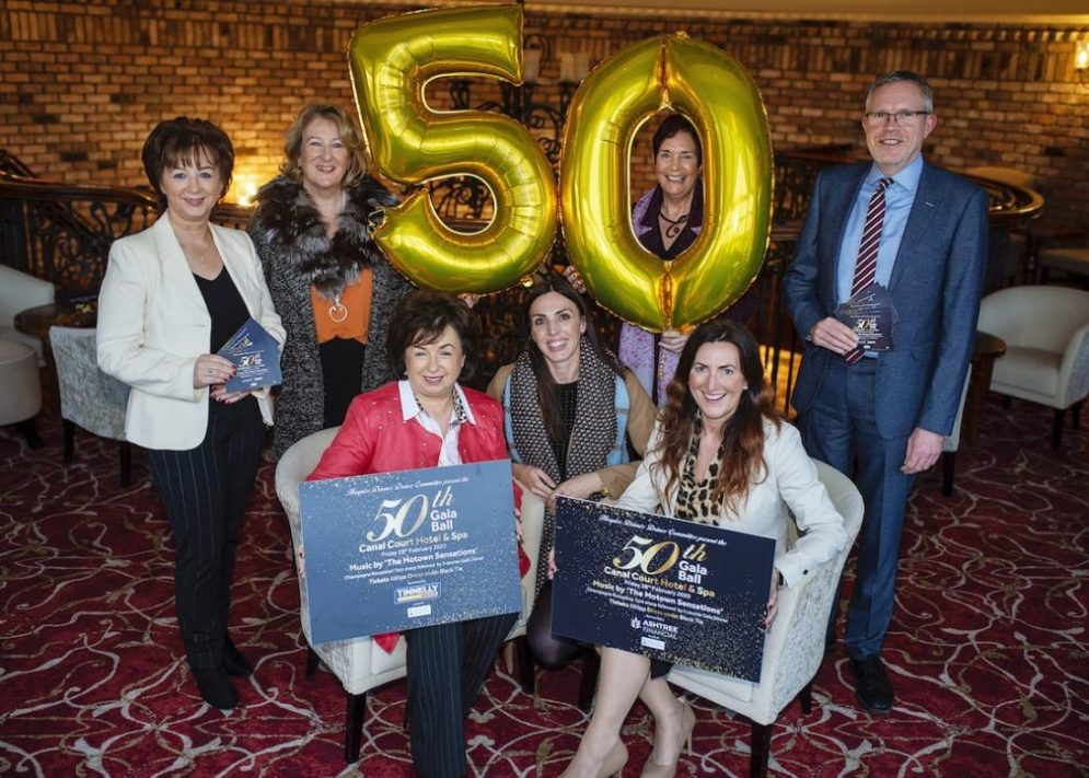 Southern Area Hospice Services 50th gala ball