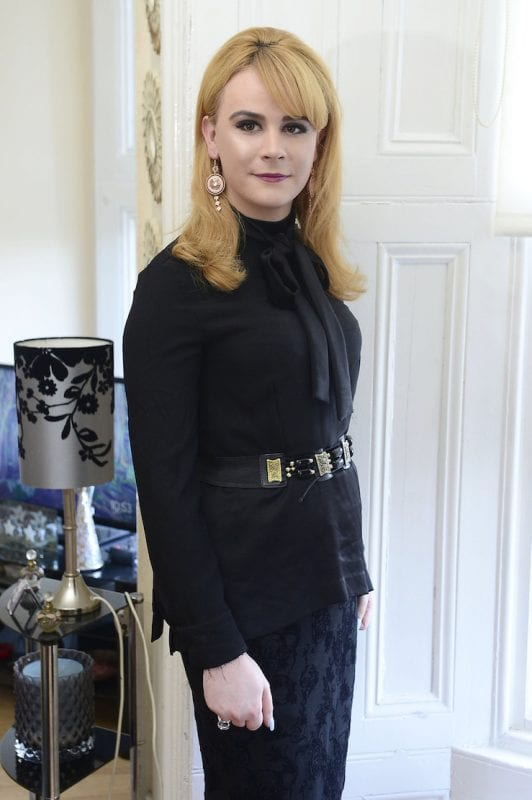 Transgender woman Ava Moore took a case against Debenhams